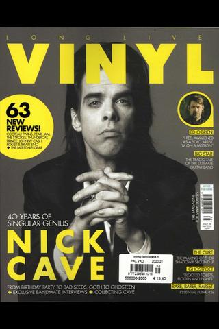 Long Live Vinyl aikakauslehti