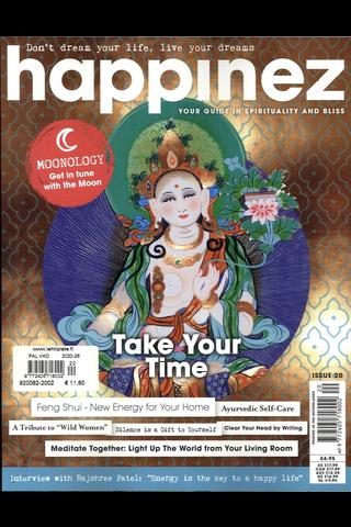 Happinez aikakauslehti