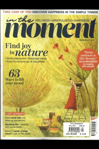 In the Moment aikakauslehti
