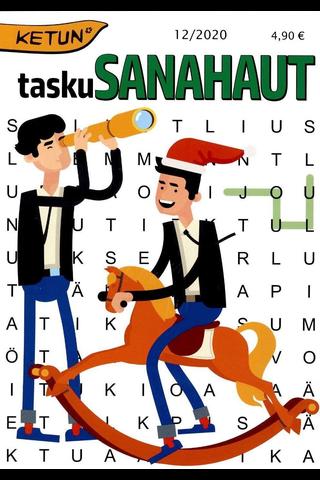 Ketun Taskusanahaut aikakauslehti