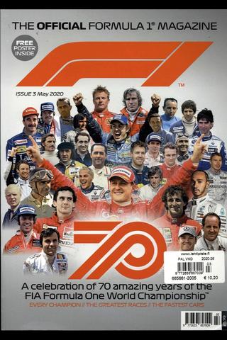 The Official F1 Magazine aikakauslehti