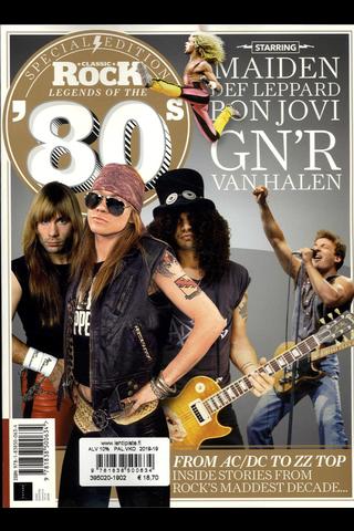 Classic Rock Special kirja