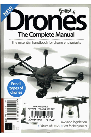 The Complete Manual Drones bookazine