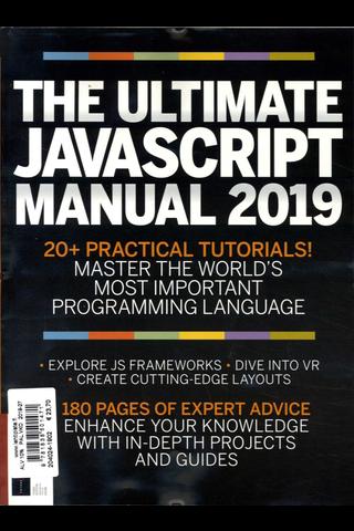 The Complete Manual Bookazine (Imagine) The Ultimate Javascript Manual kirja