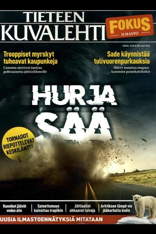 Tieteen Kuvalehti Fokus kirja