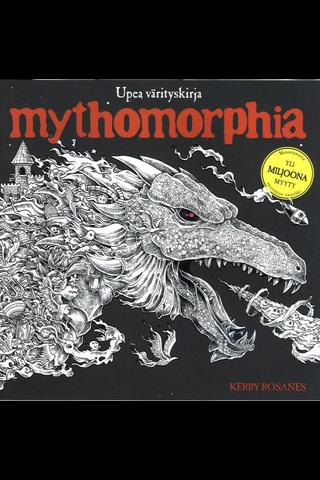 Aikuisten värityskirja - Kerby Rosanes Mythomorphia kirja