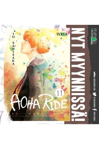 Aoha Ride kirja