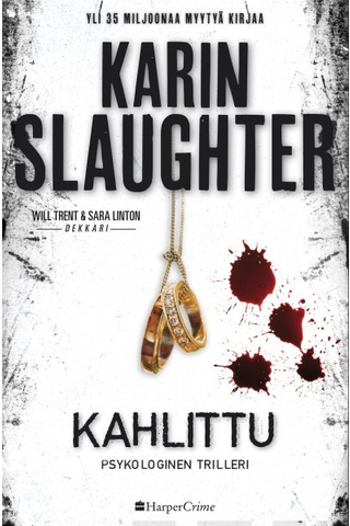 HarperCollins Nordic Karin Slaughter: Kahlittu