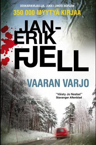 Fjell, Jan-Erik: Vaaran Varjo kirja