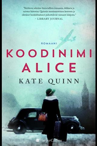 Harper Quinn, Koodinimi Alice