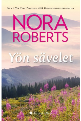 HarperCollins Nordic Nora Roberts: Yön sävelet
