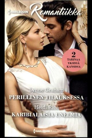 Harlequin Romantiikka kirja