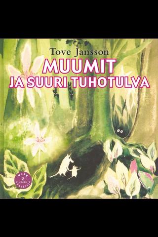 Äänikirja Jansson, Muumit