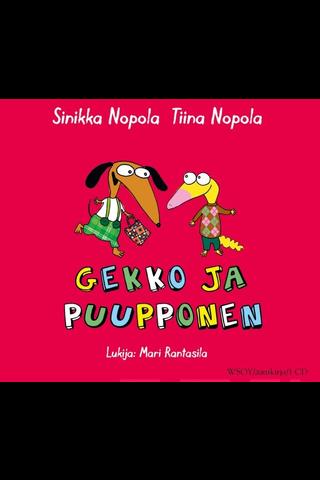 Gekko Ja Puuppo:nopola Si