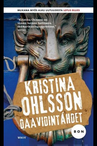 Ohlsson, Kristina: Daavidintähdet kirja