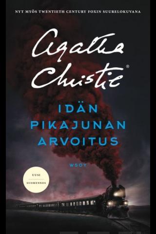 Wsoy Agatha Christie: Idän pikajunan arvoitus