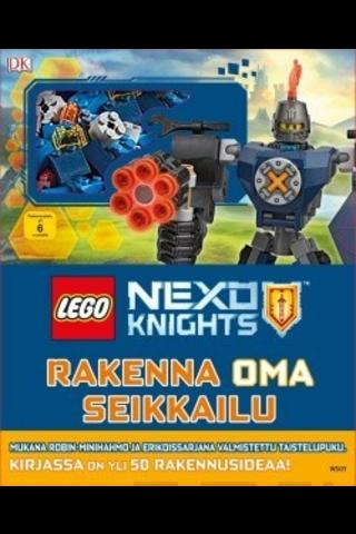 LEGO NEXO Knights Rakenna oma seikkailu