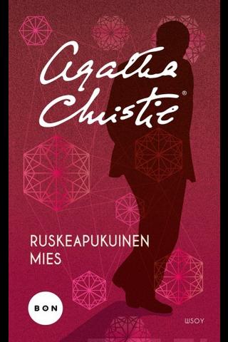 Christie, Agatha: Ruskeapukuinen mies Kirja