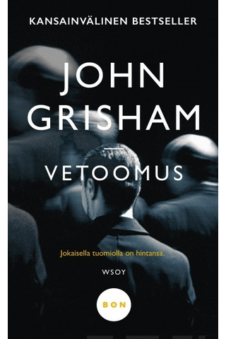 WSOY John Grisham: Vetoomus