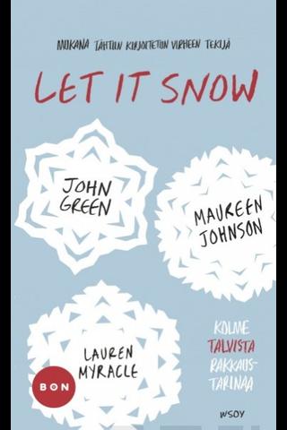 WSOY John Green, Maureen Johnson & Lauren Myracle: Let it snow