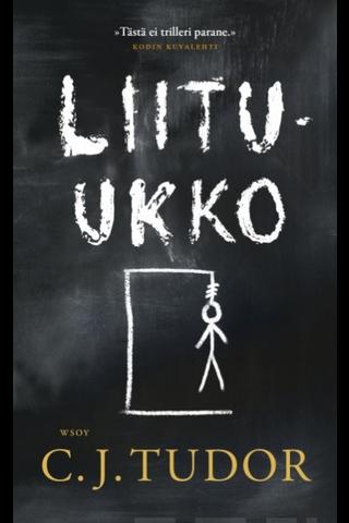 Tudor, C. J.: Liitu-ukko Kirja