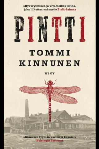 Kinnunen, Tommi: Pintti Kirja