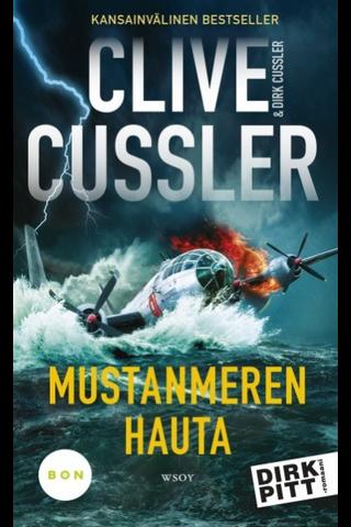 WSOY Clive Cussler & Dirk Cussler: Mustanmeren hauta