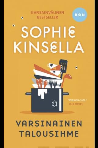 Kinsella, Sophie: Varsinainen talousihme Kirja