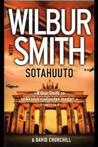 Smith, Wilbur-Churchill, David: Sotahuuto pokkari