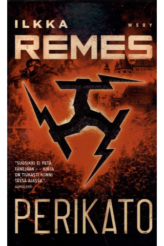 Remes, Ilkka: Perikato pokkari