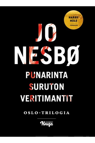 Nesbö, Oslo-trilogia pokkariboksi