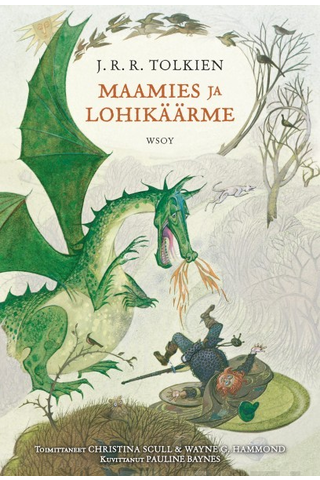 Tolkien, Maamies ja lohikäärme