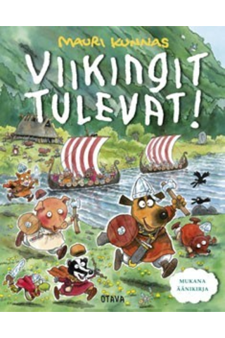 Kunnas, Viikingit Tulevat