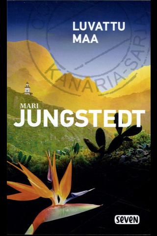 Jungstedt, Mari: Luvattu maa kirja