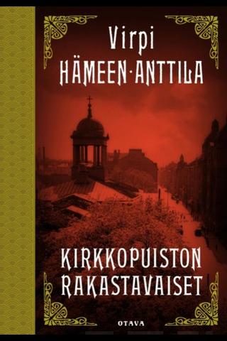Otava Virpi Hämeen-Anttila: Kirkkopuiston rakastavaiset