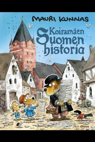 Otava Mauri Kunnas: Koiramäen Suomen historia