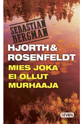 Hjort & Rosenfeldt: Mies joka ei ollut murhaaja Kirja