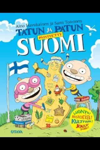 Otava Aino Havukainen & Sami Toivonen: Tatun ja Patun päivitetty Suomi