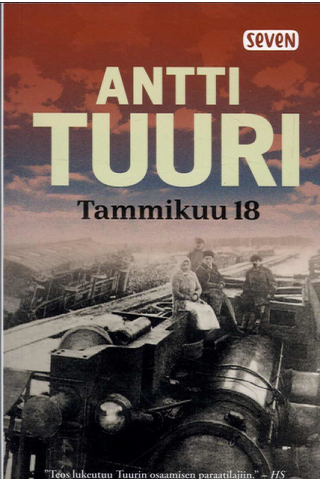 Otava Antti Tuuri: Tammikuu 18