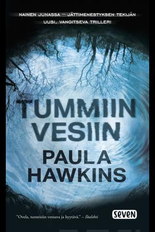 Otava Paula Hawkins: Tummiin vesiin