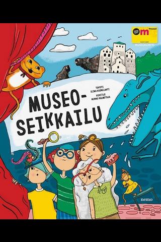 Otava Elina Kuorelahti & Nunnu Halmetoja: Museoseikkailu