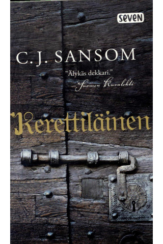 Otava C.J. Sansom: Kerettiläinen