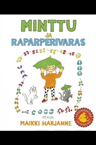 Otava Maikki Harjanne: Minttu ja raparperivaras