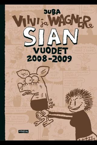 Otava Jussi Tuomola: Sian vuodet 2008-2009