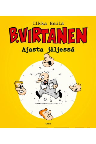 Heilä, B. Virtanen: Ajasta jäljessä