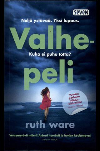 Ware, Ruth: Valhepeli pokkari
