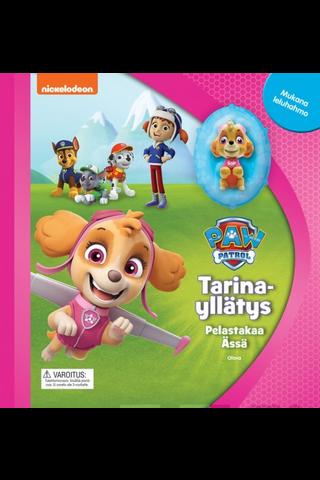 Ryhmä Hau - Pelastakaa Ässä. Tarinayllätys - Mukana lelu!