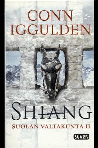 Iggulden, Conn: Suolan valtakunta II: Shiang pokkari