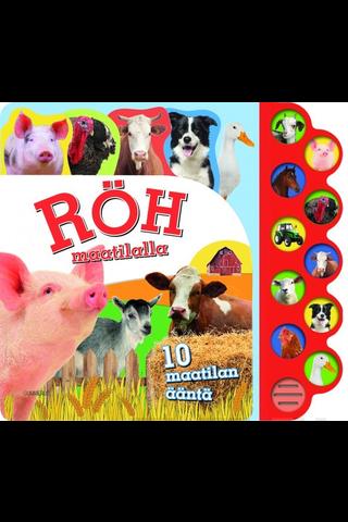 Röh maatilalla - 10 maatilan eläintä