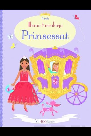 Ihana Tarrakirja.prinsess